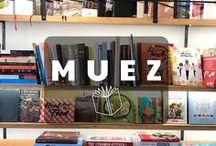 MUEZ café libreria / libreria,comida,bebida