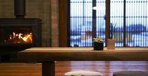 薪ストーブ / 自然素材、無垢材、薪ストーブを取り扱う富山県砺波市の工務店・株式会社ミズカミの施工事例集です。