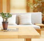 リビング / 自然素材、無垢材、薪ストーブを取り扱う富山県砺波市の工務店・株式会社ミズカミの施工事例集です。