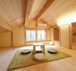 ロフトスペース / 自然素材、無垢材、薪ストーブを取り扱う富山県砺波市の工務店・株式会社ミズカミの施工事例集です。