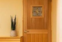 ドア / 自然素材、無垢材、薪ストーブを取り扱う富山県砺波市の工務店・株式会社ミズカミの施工事例集です。