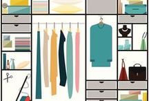 Orden en casa / Los mejores trucos y consejos para mantenerlo todo en orden.