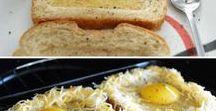 Tartine, en-cas et restauration rapide / tout ce qui peut faire un plat principal et rapide