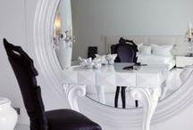 My Black and White Boudoir ✿