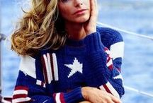 Red, White and Blue ✿ / ~ ✿ For other colors; see my 1st account Delilah Smit ✿ ~