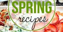 Food | Spring Recipes