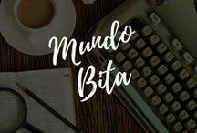 Mundo Bita / Contribuição na criação de layouts e textos
