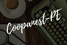 Coopanest-PE / Criação de textos e ideias para os layouts
