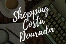 Shopping Costa Dourada / Criação de textos para layouts, spots, roteiros para comercial de TV e campanhas