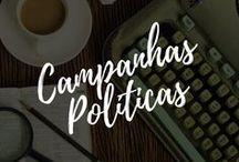 Campanhas Políticas 2016 / Coordenação do departamento de criação, além da criação de diversos textos