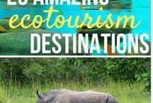 Ecotourisme / Tous les conseils pour voyager de manière responsable
