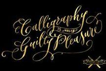 Calligraphy / by Bailey Amon