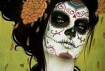Dia de los Muertos / So fascinated with everything and anything Day of the Dead / by Coleen Balent