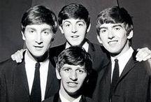 John, Paul, George and Ringo / by Putu Ebo