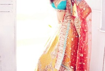 Indian Sarees & Dresses / by Darshana Patel