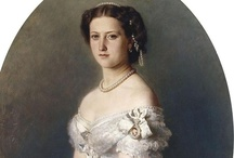 "UK Helena 5th Child of V&A / Princess Helena ""Lenchen"" (Helena Augusta Victoria) (25 May 1846-9 Jun 1923) UK. Daughter, 5th Child, of Queen Victoria (1819-1901) UK & Prince Albert (1819-1861) Saxe-Coburg & Gotha, Germany (V&A). Wife of Prince Christian (Frederick Christian Charles Augustus)  (22 Jan 1831 – 28 Oct 1917) ) Schleswig-Holstein-Sonderburg-Augustenburg, Germany-UK Citizen 1917 during WW I. Despite a 15 year age difference they were devoted to each other."