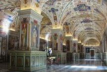Churches and Cathedrals / by Lucrezia Irene