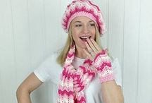 crochet wearable  / by Jennifer Brassell