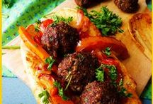 Vegan Recipes - Savory Mains and Sides
