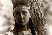 Faces: American Indians / by Linda A. Foote-Martin