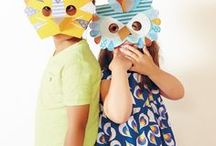 // Kids Crafts // / DIY projects and arts + crafts for kids.