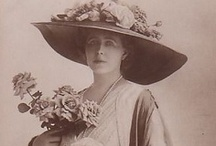 "UK Marie 2nd Child Alfred & Maria / Princess Marie ""Missy"" (Marie Alexandra Victoria) (1875-1938) UK married King Ferdinand I ""Nando"" (Ferdinand Viktor Albert Meinrad) (1865–1927) Romania. Marie is 2nd  child of  Prince Alfred (1844-1900) UK & Germany & wife Maria Alexandrovna (1853–1920) Russia. Ferdinand I was 2nd child of Prince Leopold (1835-1905) Germany & Infanta Antónia (1845-1913) Portugal. Marie & Ferdinand had 7 children."