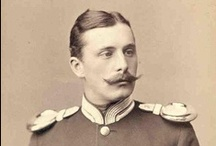 Germany Henry Maurice Husband Beatrice / Prince Henry Maurice (1858-1896) Battenberg, Germany   husband 1885 of Princess Beatrice (Beatrice Mary Victoria Feodore) (1857-1944) UK. He was 4th child of Prince Alexander (Alexander Ludwig Georg Friedrich Emil) (1823-1888) Hesse, Germany & morganatic wife Countess Julia Therese Salomea Hauke (1825-1895) Poland.