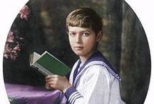 Romanov:Alexei of Nicholas2-Alix / Romanov: 5th Child Alexei (1904-1918) of Nicholas2-Alix / by Linda A. Foote-Martin