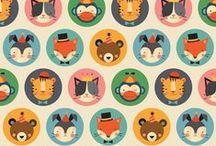 // Petit Collage for . . . // / Our designs x fantastic collaborator companies = pure fun.  / by Petit Collage/Lorena Siminovich