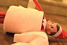 Elf on a Shelf / by Coleen Balent
