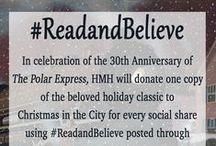 The Polar Express / Celebrate the holiday season with the Polar Express!