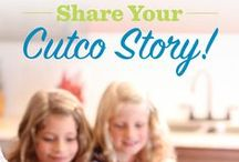 Customers Share The Love / Our customers share their love of Cutco.  / by Cutco Cutlery