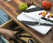 Knife Care / All the know-how's, what-to-do's and quick facts about knives, knife storage, knife care and more.