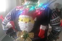 Ugly Christmas Sweater / ugly christmas sweaters