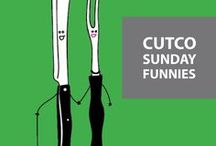 Cutco Sunday Funnies / Need a laugh while your in the kitchen? Let Cutco help make your funny memories in the Kitchen with our Cutco Funnies.  With our cooking jokes you will be sure to be laughing while your cooking in the kitchen. Check back every Sunday for a new Funny!