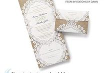 David Tutera Invitations By Dawn / Every wedding should tell a story, and your story starts with your invitation!