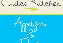 Cutco Kitchen Appetizers & Drinks / Cutco Kitchen's recipes for appetizers & drinks that are perfect for bringing to family gatherings. These meals include easy preparation while packing great tastes.