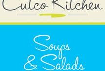 Cutco Kitchen Soups & Salads / Cutco Kitchen's recipes for Soups & Salads. These delicious meals have step by step instructions on how to prepare an assortment of flavors with the help of Cutco Cutlery.