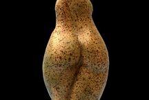 Beelden torso en mens