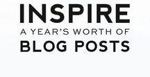 Blogi-ideat / Blog Ideas