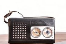 YKON Bluetooth Radios / All of the Bluetooth radios we made from old and vintage transistro radios.