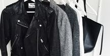 FASHION + STYLE / Fashion Style Minimalist Edgy