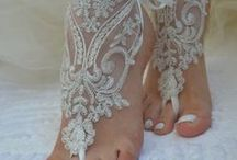 Comfortable Wedding Footwear