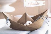Nautical Wedding / Lovely ideas for a nautical wedding