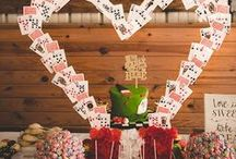 Game themed wedding ideas / Some great ideas to inspire a fun game themed wedding!