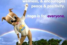 """Kids Yoga Dog - Wuf Shanti / Wuf Shanti, dog yoga character for kids. Promotes health, wellness, peace, & positivity. Wuf Shanti has videos on YouTube Kids, Books, & a mindful mobile App """"The Yoga Fun Machine"""". They all help children to live a yogic-minded lifestyle and  Think Well to Be Well! :)"""