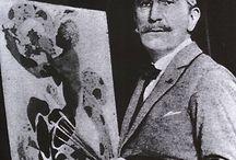 Bakst leon , 1866 - 1924
