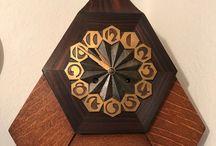 Amsterdamse school , clocks