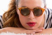 Lunettes vintages / Les lunettes vintages et retro , spécialité d'Anna Sam
