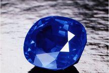 Pietre Blu e Azzurre